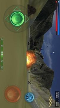 侦察坦克3D截图