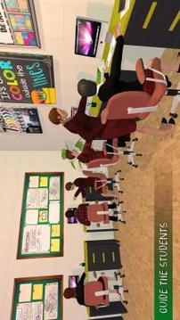 虚拟高中教师截图