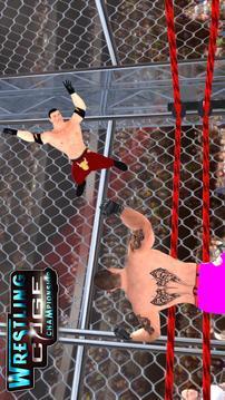 摔跤 - 摔跤游戏截图