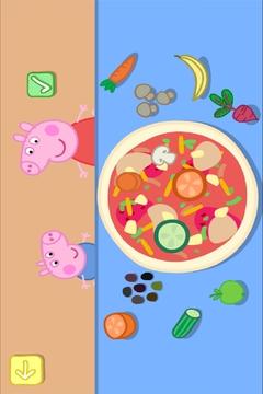 小猪佩奇:假期截图