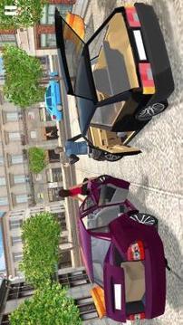 极端 汽车 模拟器: 超 豪华 驾驶 3D截图