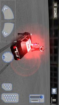 3D警车抓捕罪犯截图