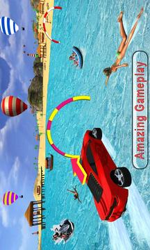 水上冲浪赛车截图