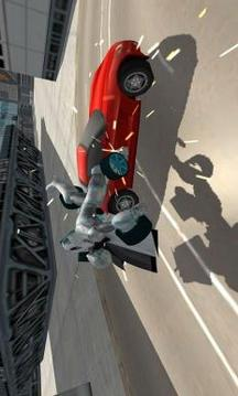 Flying Car Robot Simulator截图