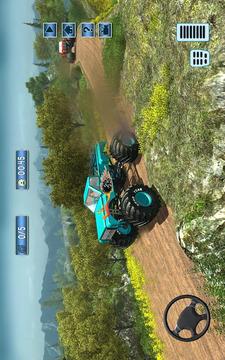 越野怪物卡车驾驶截图
