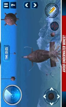 俄罗斯海军潜艇战3D截图