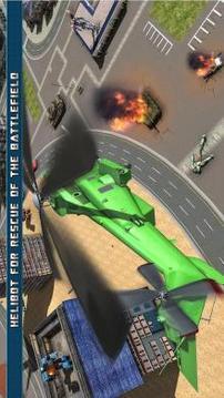 直升机机器人转型游戏2018年截图