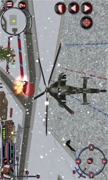 圣诞绳索英雄截图