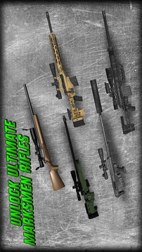 Sniper Commando Island Assault截图