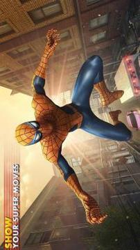 终极蜘蛛英雄冒险截图
