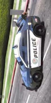 Real Extreme Police Car Simulator 2019 3D截图