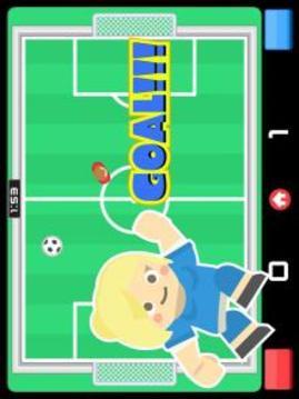 双人体育游戏 - 拔河 足球 网球 彩弹射击 相扑 空气种族截图