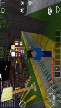 建造世界-联机沙盒像素游戏截图
