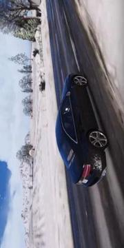 S8 Driving Audi Winter 3D截图