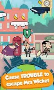 憨豆先生:环游世界截图