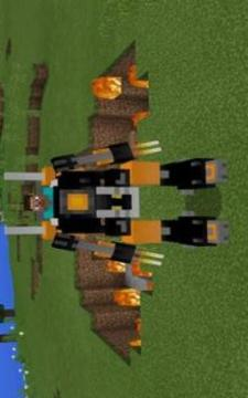 Witherbuster Mod for MCPE Addon截图