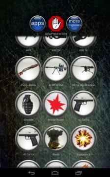 枪支和爆炸截图