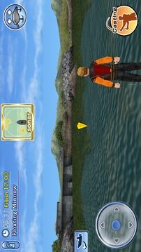 钓大鱼 Bass Fishing 3D截图