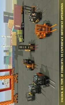 Forklift Simulator Pro截图