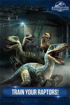 侏罗纪世界:竞技截图