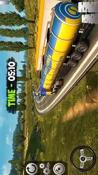 卡车运输越野驾驶截图