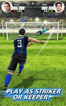 足球冲击截图