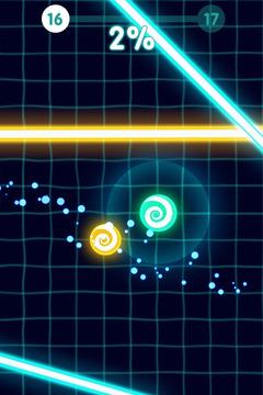 球球与激光联盟截图