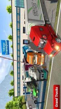 Offroad Truck Driving Simulator Free截图