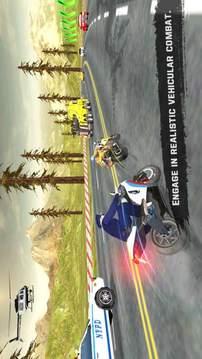 警察摩托车截图