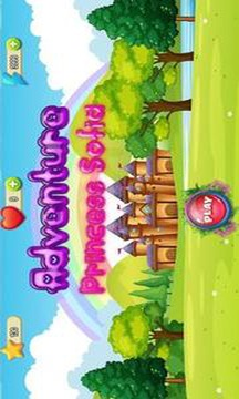 Princess Sofia Run Adventure : The First Games截图