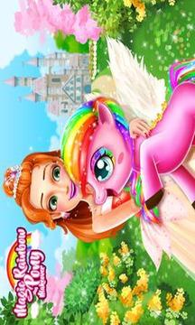 彩虹公主小馬截图