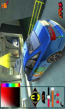 A6 Drift Simulator截图
