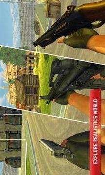 反恐怖 - 枪打狙击手3d截图
