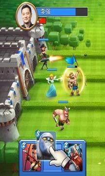 城堡粉碎战 - 最佳卡牌游戏 (Castle Crush) - 自由截图