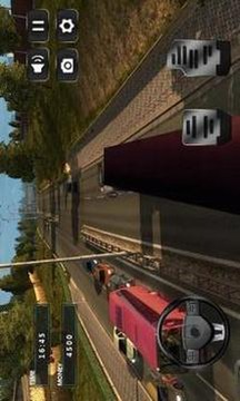 Euro Truck Sim Truck Trailer Driver 2018截图