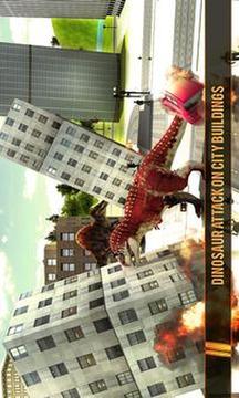 恐龙模拟游戏截图