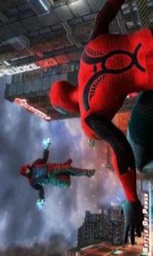 Amazing Hero: Future City Battle截图