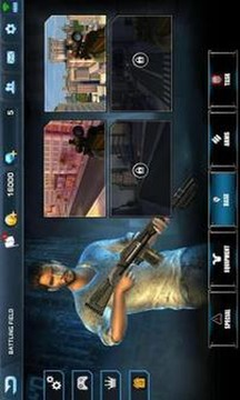 Scum Killing: Target Siege Shooting Game截图