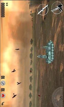 坦克VS战机截图