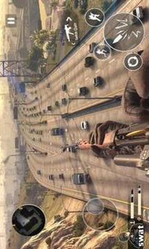 Sniper: Traffic Hunter截图