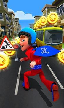 Subway Run 2 - Endless Game截图