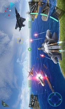 空中決戰3D - Sky Fighters截图