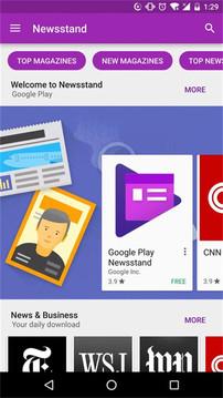 Google Play截图