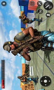FPS 游戏: 现代狙击手截图