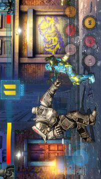 未来世界机器人战斗截图