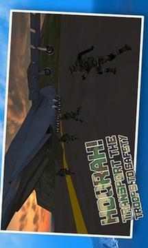 战争飞机模拟截图
