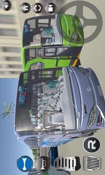 IDBS巴士模拟器截图