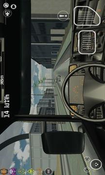 实车驾驶截图