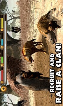 鬣狗模拟器截图