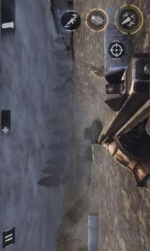 World War 2 Battleground Survival Winter Shooter截图